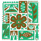 Tiki Pattern