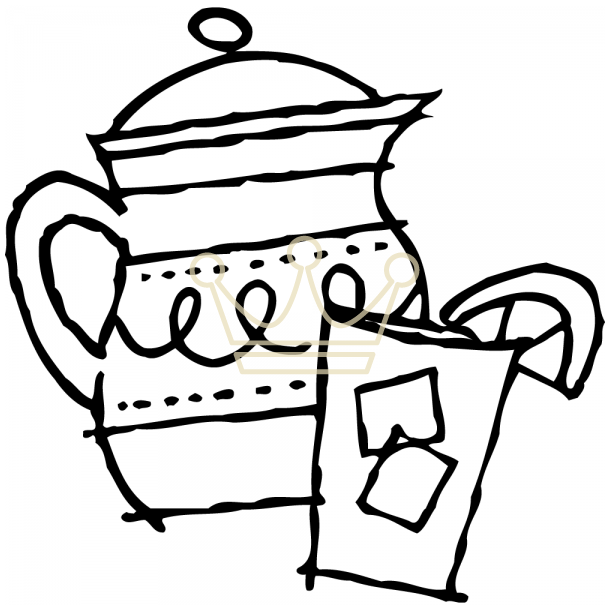 iced teas coloring pages - photo#10