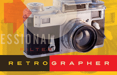 Retrographer Plug-in for Photoshop