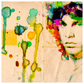 Image with CMYK Halftone Effects - Image (c) by Ivor Janci
