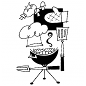Barbecue BW