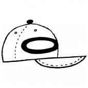 Baseball Cap Bk