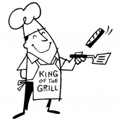 BBQ Chef Bk