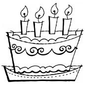 Birthday Cake Bk