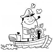 Boat Captain Bk