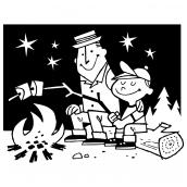Campfire Bk