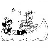 Canoe Serenade Bk