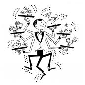 Cater Waiter Bk