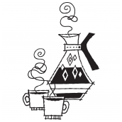 Coffee Service BW