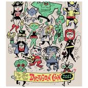 DragonCon 2012 Serigraph