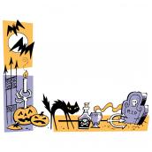 Halloween Border Two