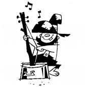 Jugband Bass BW