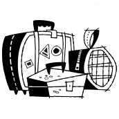 Luggage Bk