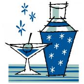 Martini Shaker 2