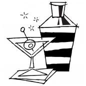 Martini Time Bk