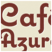 Type with Offset and Edge Effects