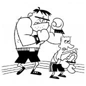 Prize Fight Bk