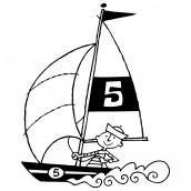 Sailboat Regatta Bk