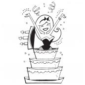 Surprise Cake Bk