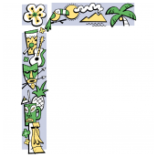 Tiki Border Two