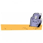 Grave Border