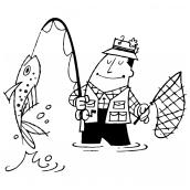 Bass Fishin Bk