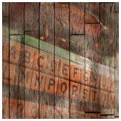 Driftwood Deck