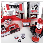 Hi-Fi Cut & Assemble Kit