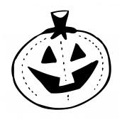 Jack-O-Lantern Bk