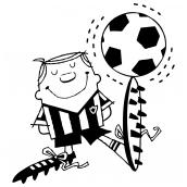 Soccer Player Bk