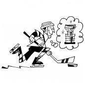 Stanley Cup Dreams Bk