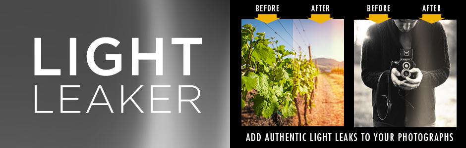 Light Leaker Plug-in Filter for Photoshop