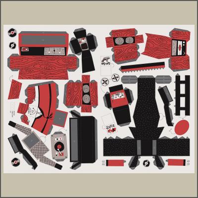 Hi-Fi Kit Sheets
