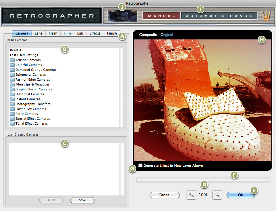 Mister Retro Retrographer 1.02 For Windows